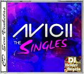 CD Avicii - The Singles (2015) Faixas Nomeadas e Sem Vinhetas