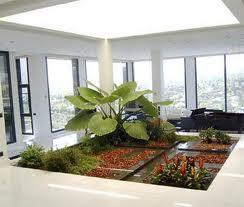 Decoracion De Jardines Interiores. Increbles Propuestas De Jardines ...