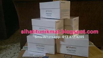 collagen powder (scp)