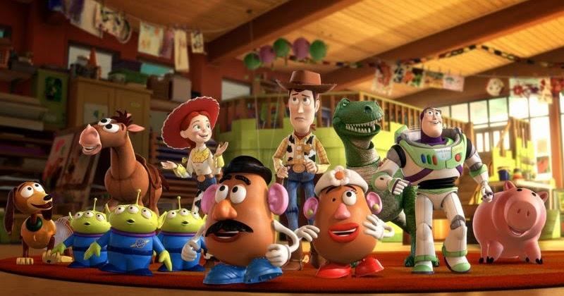 Toy Story 4 2012 : Maestra de infantil toy story y buzz lightyear dibujos