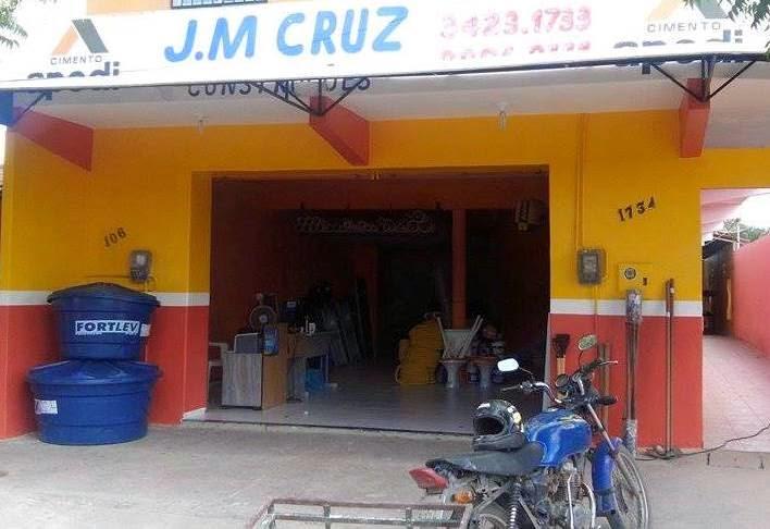 J.M CRUZ CONSTRUÇÕES