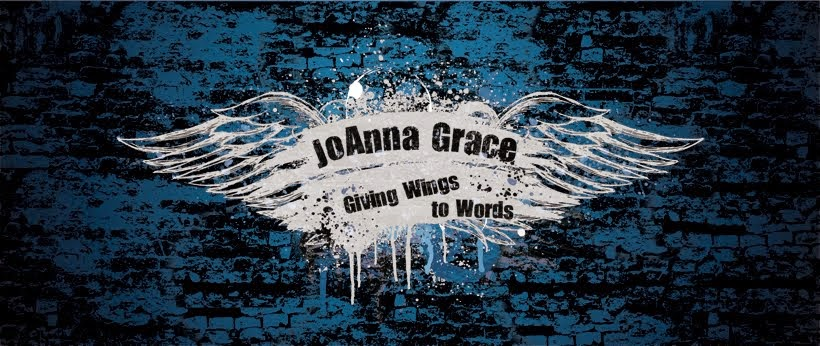 "JoAnna Grace ""Wings to Words"""
