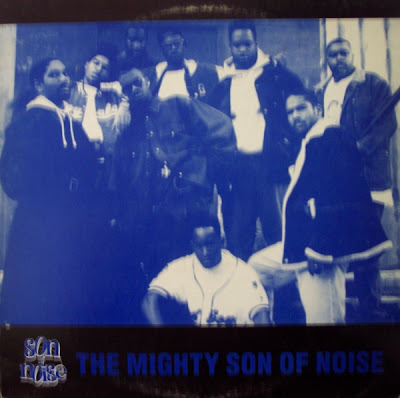 Son Of Noise – The Mighty Son Of Noise (1992, LP, 192)