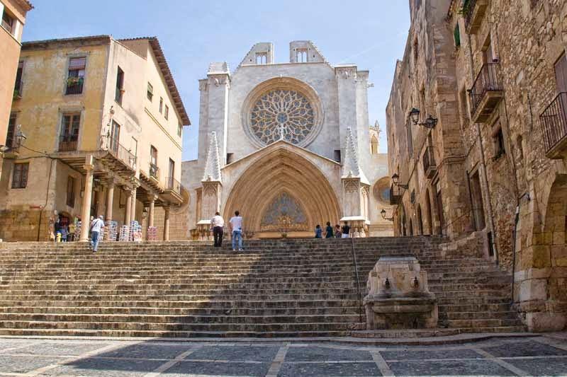La Catedral de Tarragona
