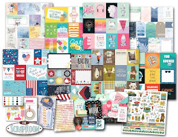 July/August Shots of Life Pocket Page Kit