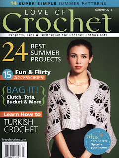 Love of crochet. Summer 12