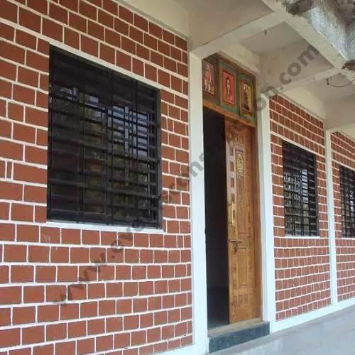 Evens construction pvt ltd interlocking bricks pros and for Interlocking brick house plans