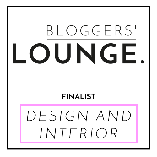 Finalist in Bloggers Lounge!