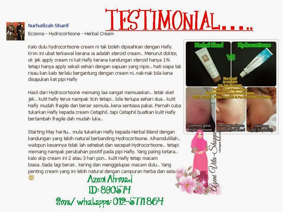 Herbal Blend Cream Shaklee - NaturaVitamina