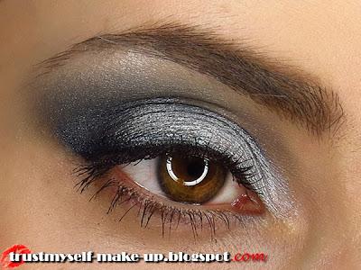 Ekspresowa Transformacja Makijażu Dziennego W Wieczorowy