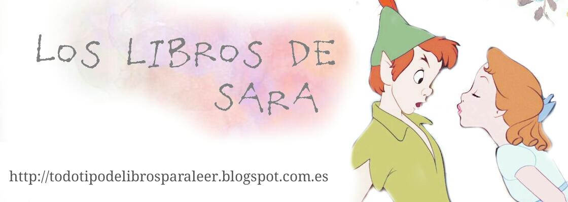 Los libros de Sara.