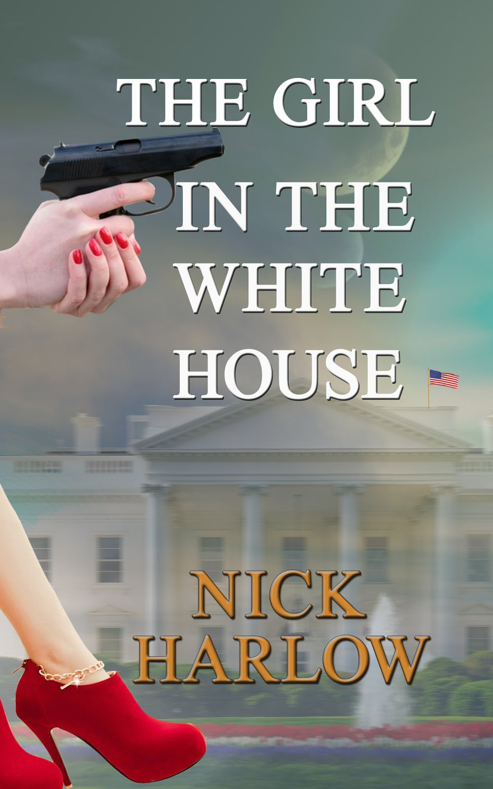 THE GIRL IN THE WHITE HOUSE