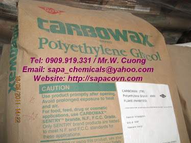 PEG 4000 - Carbowax PEG