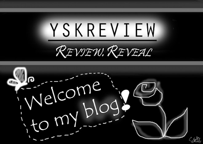 YSKREVIEW-a place where you can find lots of beauty reviews!!