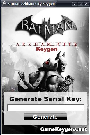 Batman Arkham City No Cd Crack Free Download