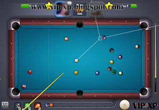 Cheat Garis Bola 8 Ball Pool, Cheat 8 Ball Pool, Vip Xp