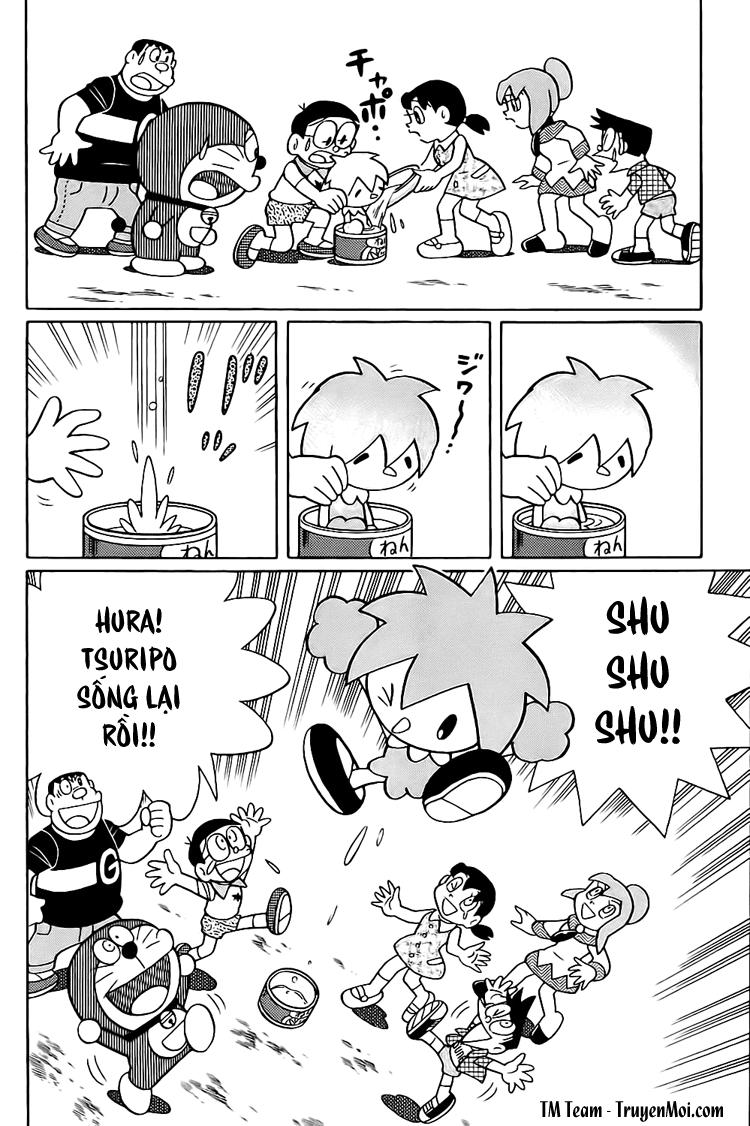 Truyện tranh Doraemon Dài Tập 25 - Nobita và truyền thuyết thần rừng trang 218