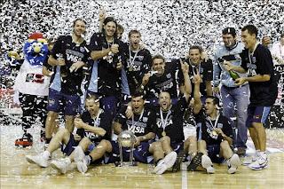 BALONCESTO-Los argentinos ganaron el Torneo de América