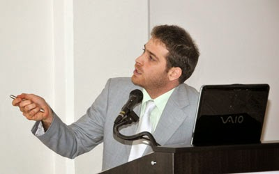 Εντυπωσιακή η παρουσία και ομιλία του Χρήστου Γαμβρούδη στο Πανελλήνιο συνέδριο στη Ρόδο