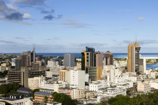 La Capital de l'île Maurice