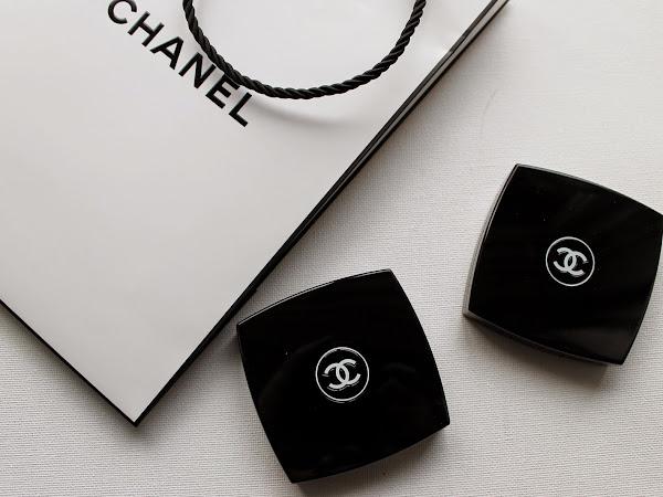 Chanel Spring 2015 Les 4 Ombres & Blush Camélia Rosé.