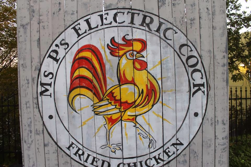 austin eats: the best fried chicken in austin -- ms p's electric cock