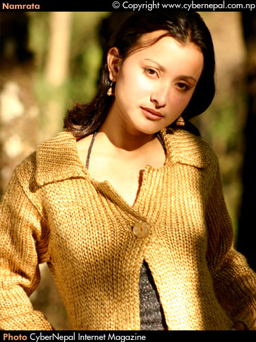 Pictures Namrata Shrestha Nepali Puti Chikeko Free People Check News