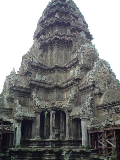 Templo Bakan de Angkor Wat - Camboya