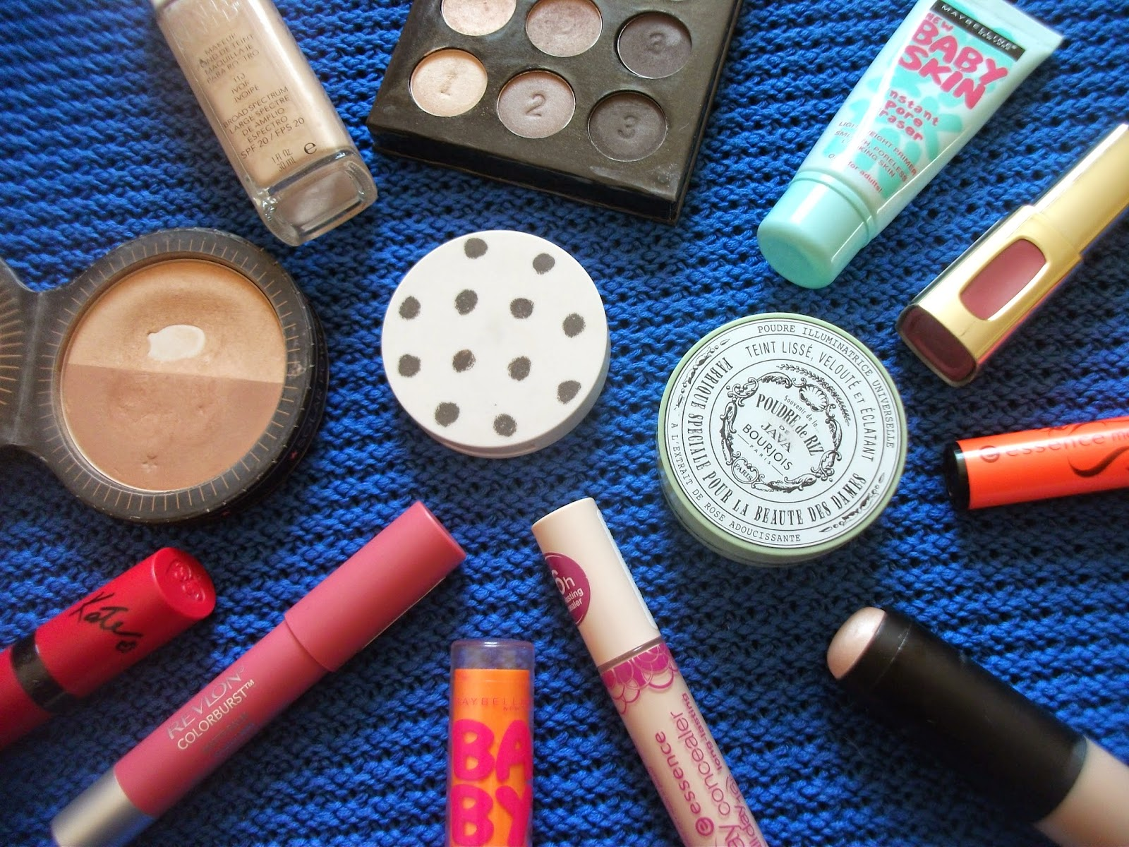 UK DRUGSTORE MAKE UP