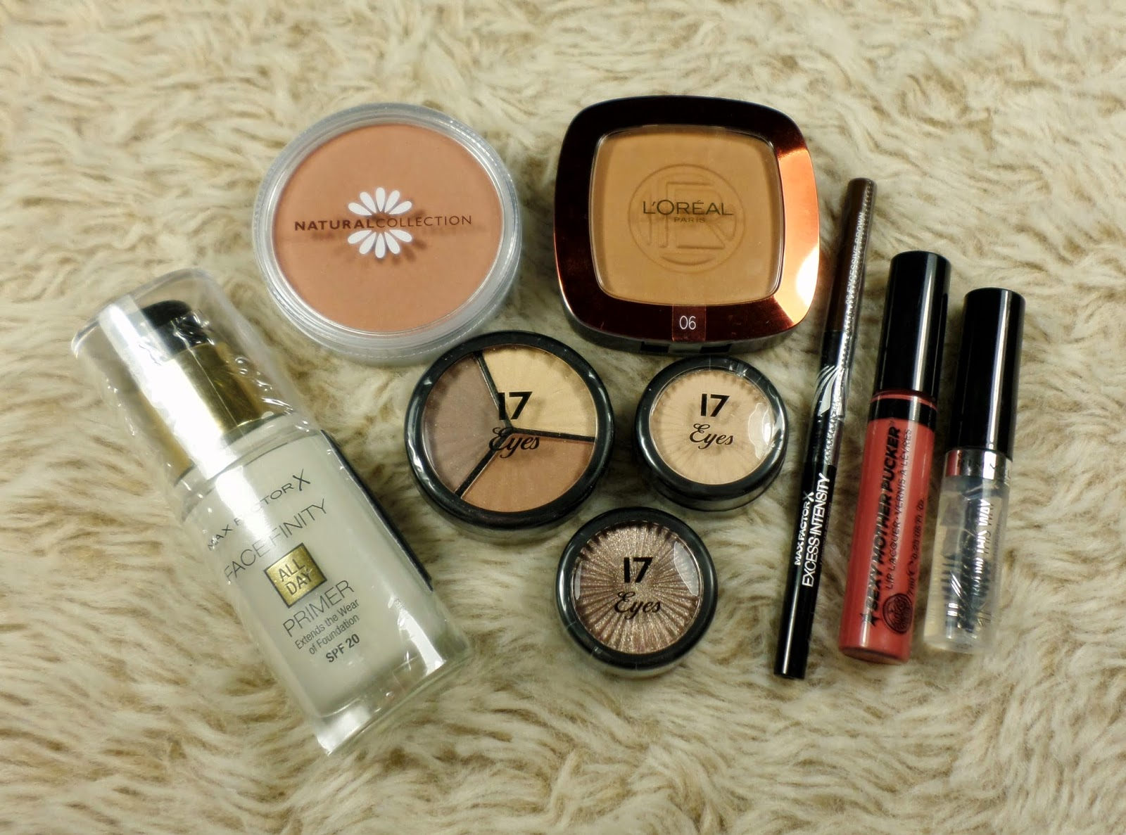 That Galloway Girl Makeup Giveaway Winnings!
