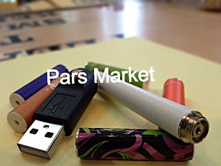 Rechargeable Electronic Cigarettes Now Available for sale at Pars Market in Columbia Maryland E-cigarettes are very easy to use. They have nicotine like regular cigarettes but instead of smoke, you are inhaling vapor. The vapor is a form of water mixed with the flavored tobacco, so you can actually can taste the flavor.