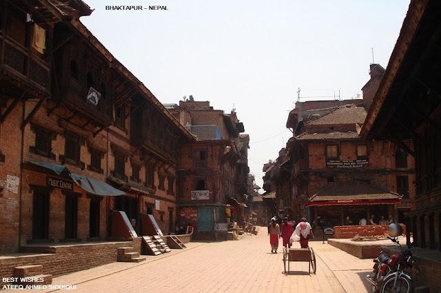 நேபாளம்-அழகான படங்கள்.... Nepal+-+Bakthapur+town