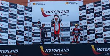 Podium Motorland!!!!