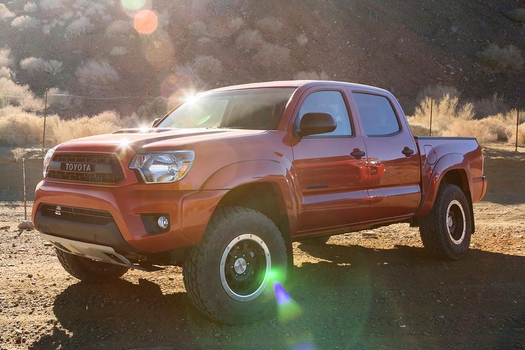2015 Toyota Tacoma TDR Pro
