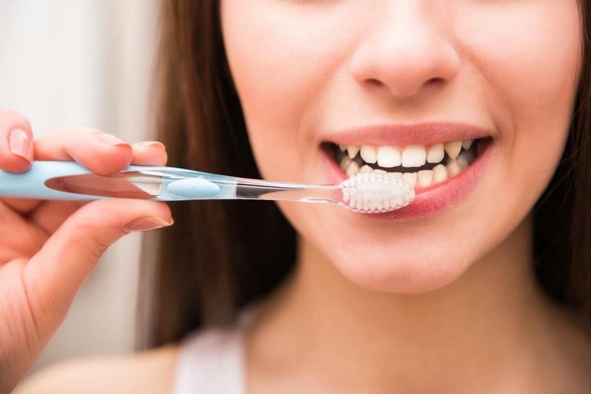 pielęgnacja zębów
