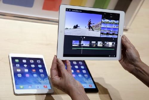 iPad Air không 'sốt' giá ở Việt Nam