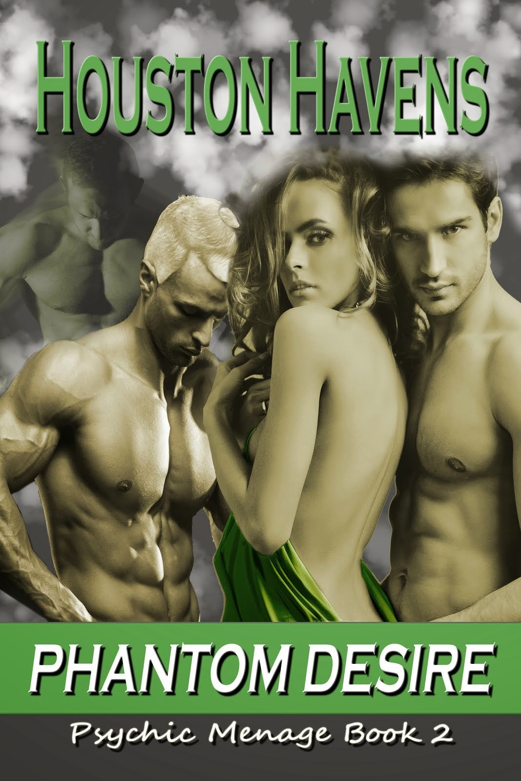 The Psychic Menage Series Continues