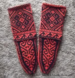 Historic Crafts: Jorabs   Ethnic Socks that travel the globe