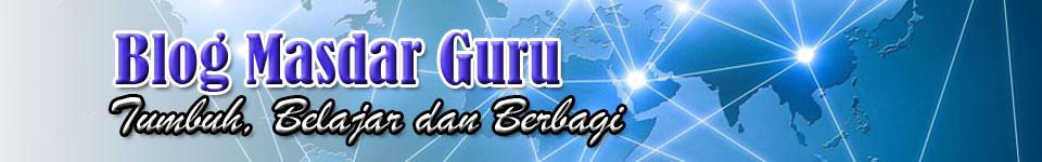 .:: Blog  Masdar Guru ::.