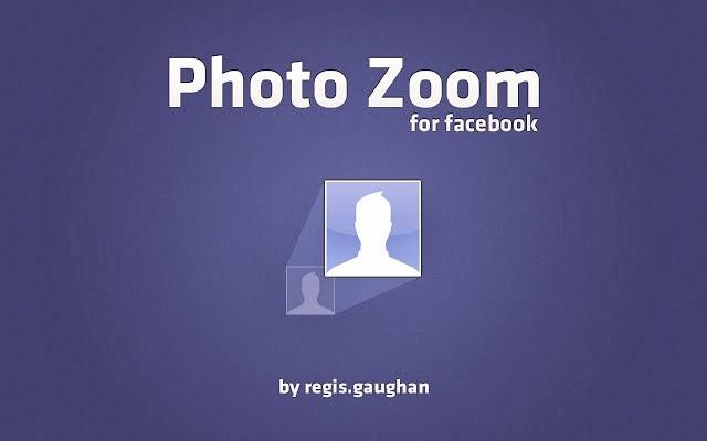 تكبير الصور على الفيس بوك بشكل جميل
