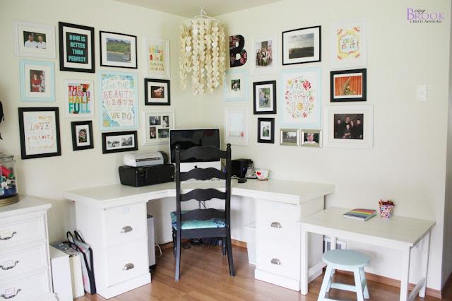 Sewing Amp Craft Room Tour Furniture Beingbrook