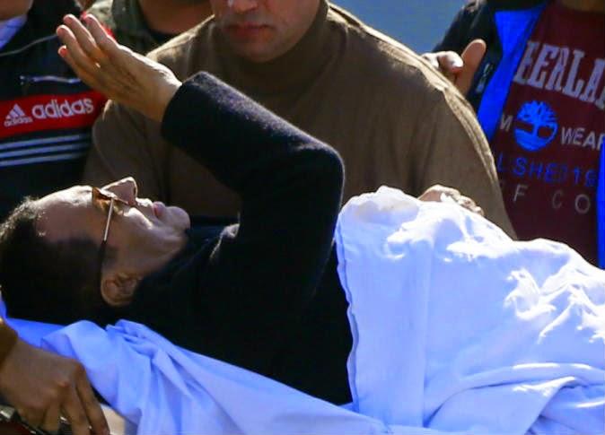 مصر: شاهد أول تصريح لمبارك بعد البراءة و خروجه من السجن