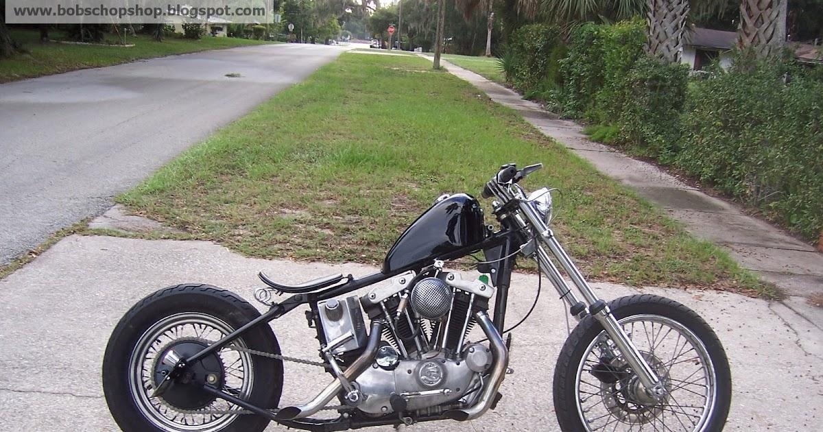 Harley Ironhead Sportster Chopper Bobber Frisco on Sportster Ignition Wiring
