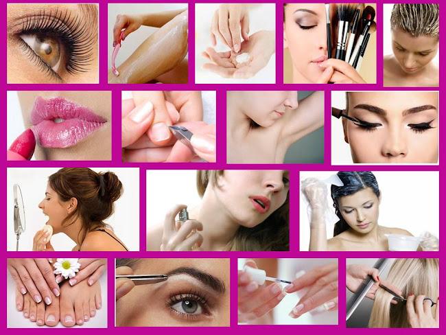 Aqui você encontra tudo o que precisa para realçar a sua beleza!