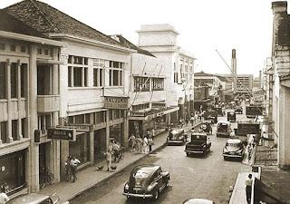Bandung Tempo Doeloe Jalan Braga