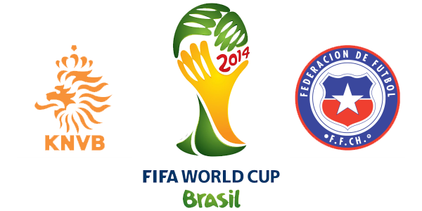 smk 3 tegal Prediksi Hasil Skor Belanda Chile Grup B Pildun 2014