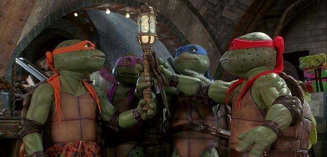 Les tortues ninja ne seront pas des aliens le blog de nitz - Les nom des tortues ninja ...
