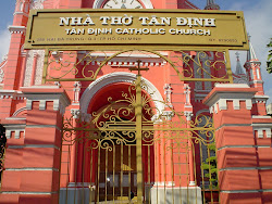 Tan Dinh: Vietnam Pink Church