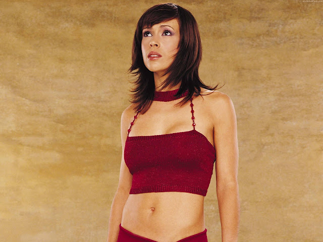 Alyssa Milano HD Wallpaper -06