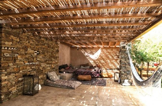 Una casa en tinos a house in the tinos island for Casas en islas griegas